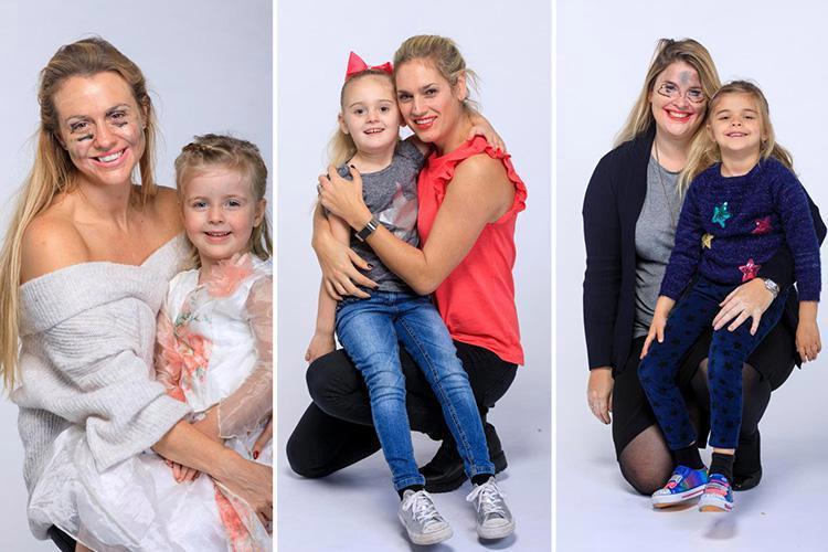 Lauren Windle Journalist 5 year old makeup