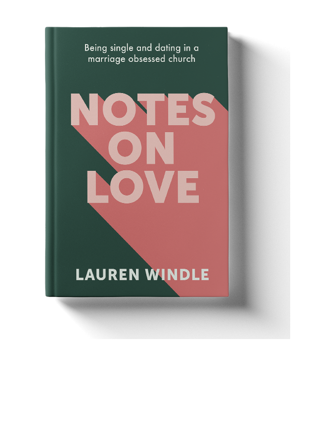 Lauren Windle Notes on Love Book