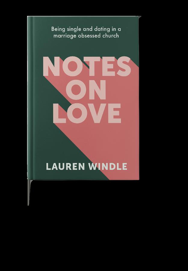 Lauren Windle Notes on Love Book