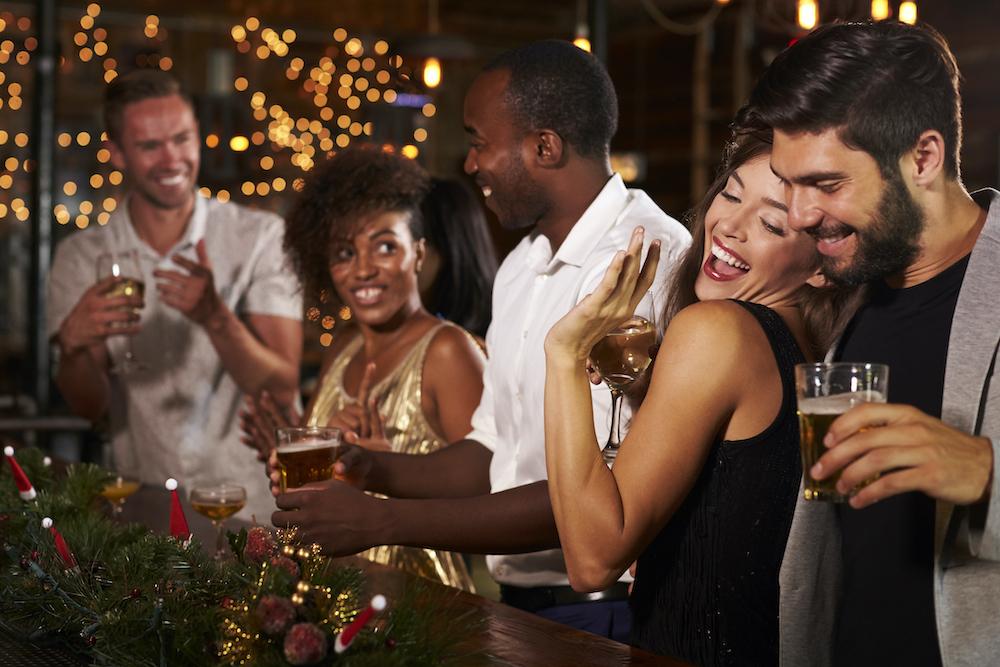 Lauren Windle Journalist being sober at Christmas