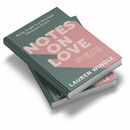 Notes on Love Book Lauren Windle